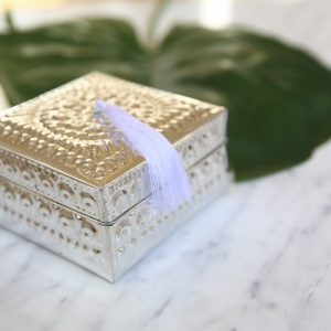 aluminium jewelry box