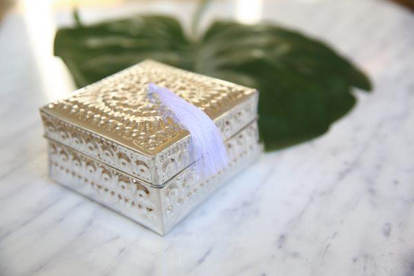 aluminium jewelry box