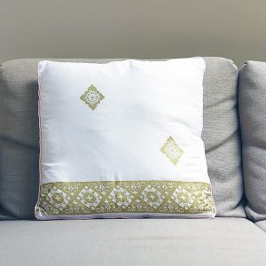 Sri cushion cover