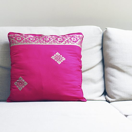 indah cushion cover