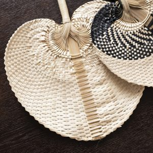 balibliss agung handwoven fan