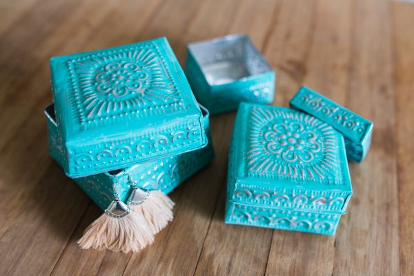 Endang set of 3 boxes