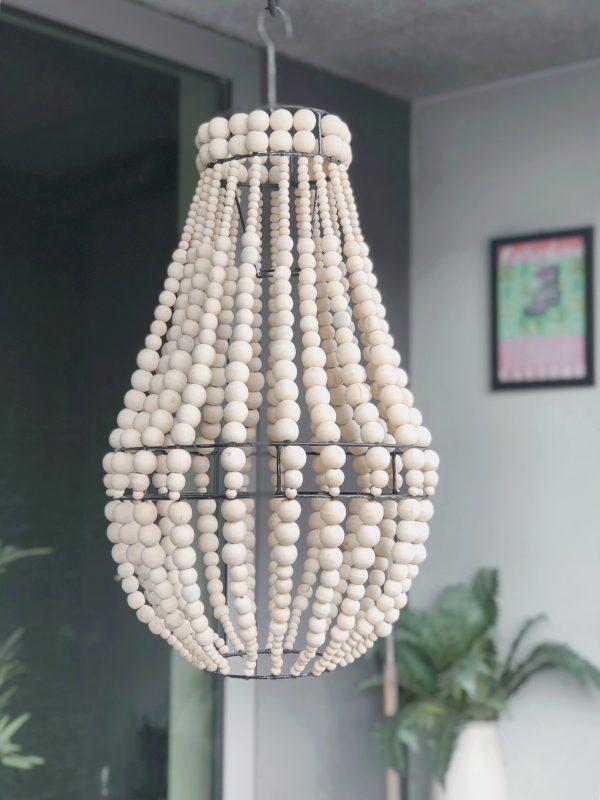 chahaya beaded chandelier
