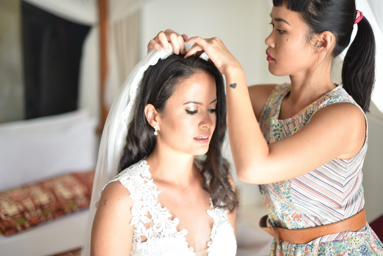 blog bali bride makeup