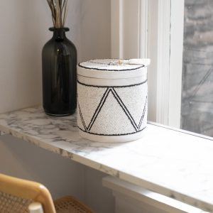 balibliss adinda beaded basket