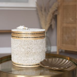 balibliss kemala beaded basket