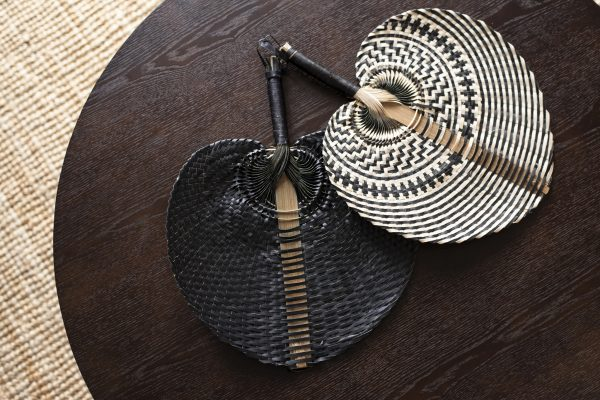 balibliss ratna handwoven fan