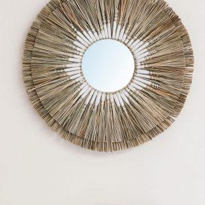 bali bliss cahyadi seagrass mirror